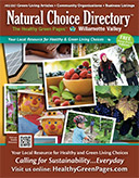 Cover of directory, links to how to get your own printed copy