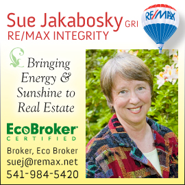 Remax Integrity ∙ Sue Jakabosky