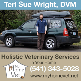 My Home Vet ∙ Teri Sue Wright, DVM