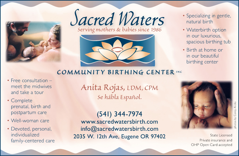 Sacred Waters Birthing Center, Inc