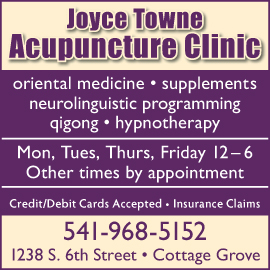 Joyce Towne Acupuncture